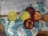 2018 Nature morte pommes citrons Lempicka