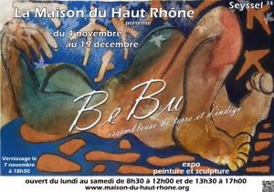 BEBU à la maison du Rhône